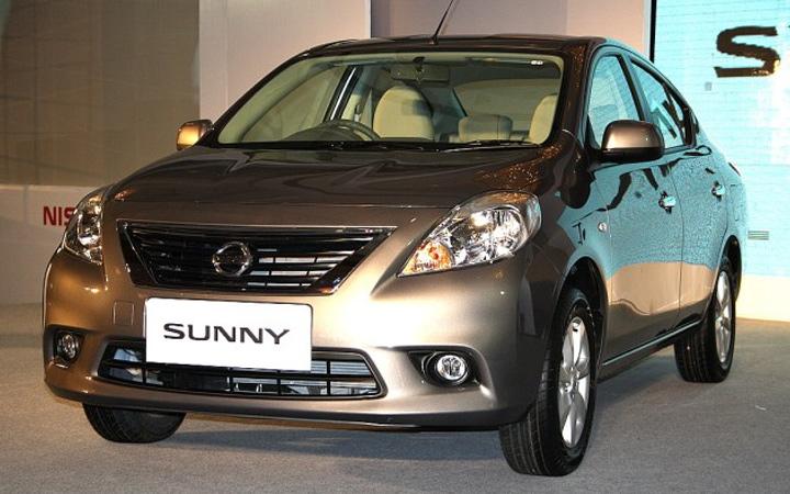 Nissan Sunny 2012 Prestige Rent A Car Bahrain